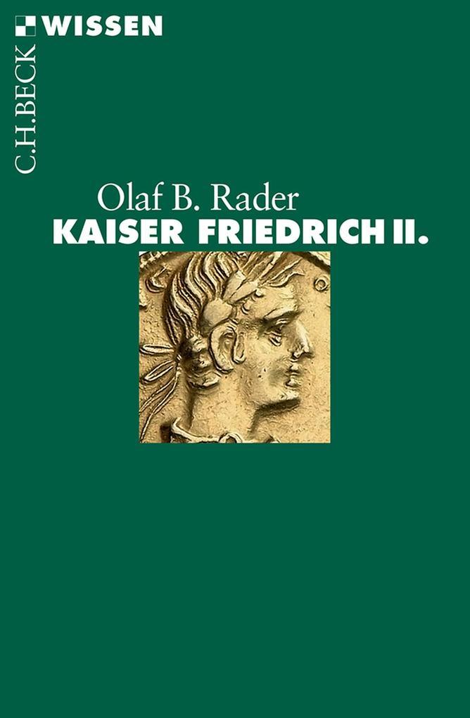 Kaiser Friedrich II. als eBook epub