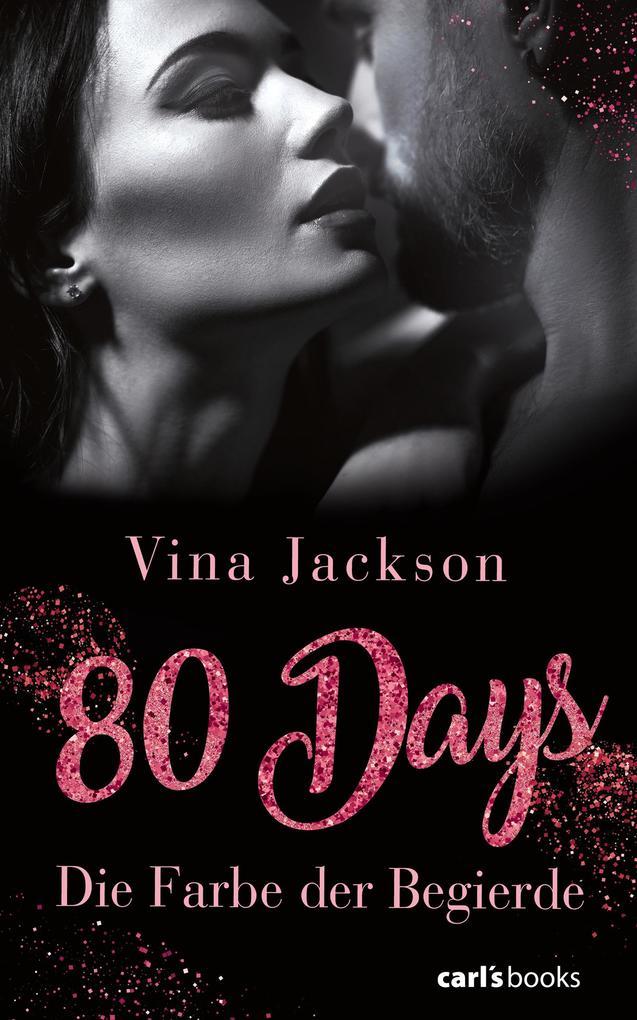80 Days - Die Farbe der Begierde als eBook