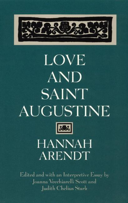 Love and Saint Augustine als Buch