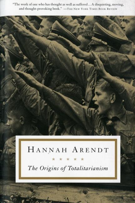 The Origins of Totalitarianism als Taschenbuch