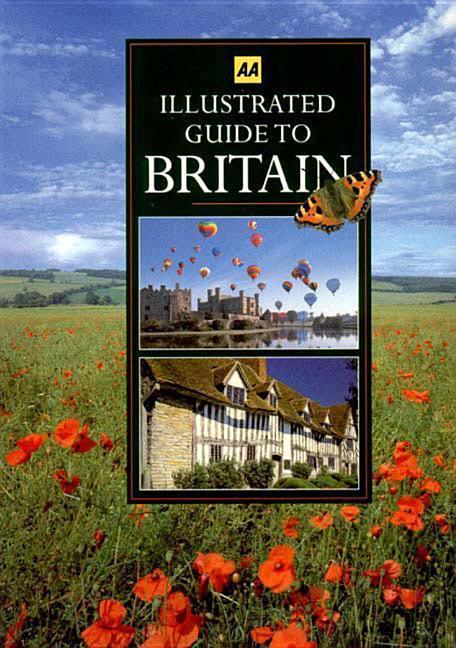 Illustrated Guide to Britain als Taschenbuch