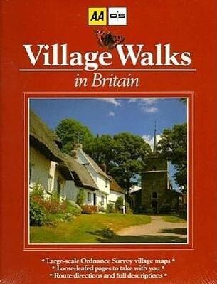 Village Walks in Britain als Taschenbuch