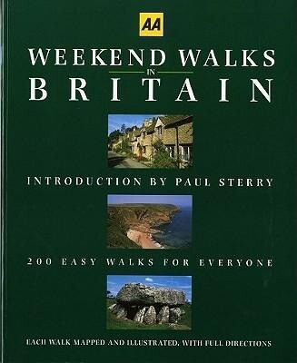 Weekend Walks in Britain als Taschenbuch
