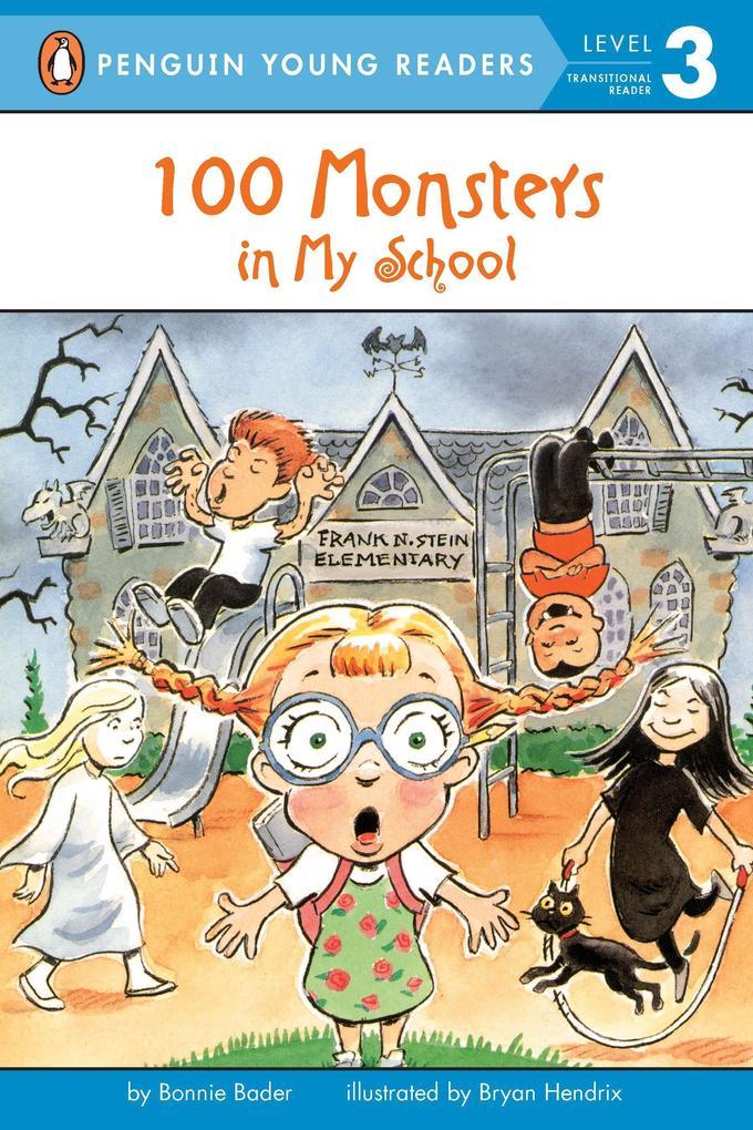 100 Monsters in My School als Taschenbuch