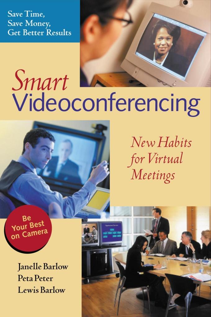 Smart Videoconferencing: New Habits for Virtual Meetings als Taschenbuch