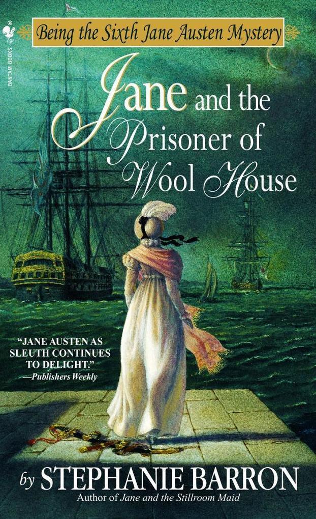 Jane and the Prisoner of Wool House als Taschenbuch