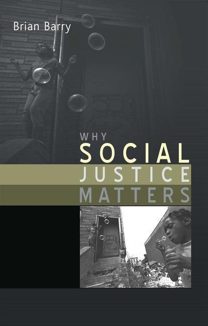 Why Social Justice Matters als Taschenbuch