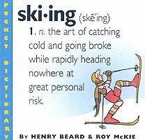 Ski-ing als Taschenbuch