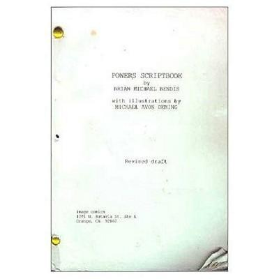 Powers Scriptbook als Taschenbuch