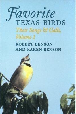 Favorite Texas Birds-Tape als Hörbuch