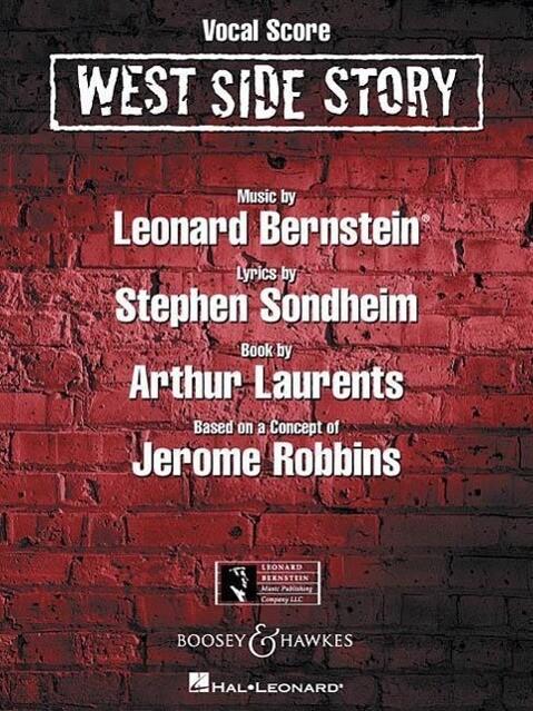 West Side Story als Taschenbuch