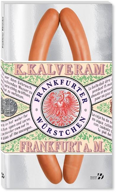 Frankfurter Würstchen als Buch (kartoniert)