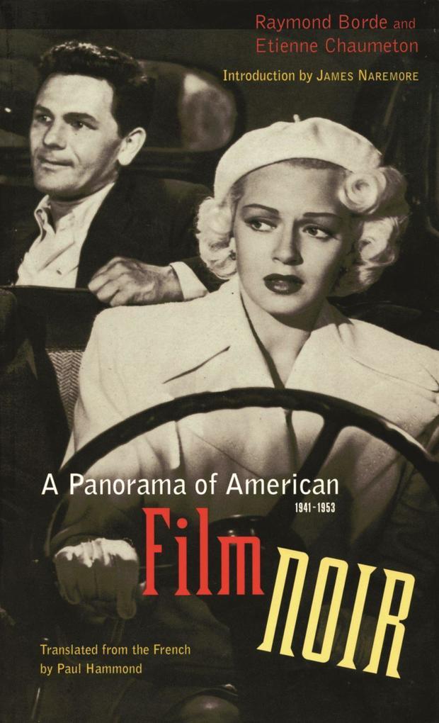A Panorama of American Film Noir (1941-1953) als Taschenbuch