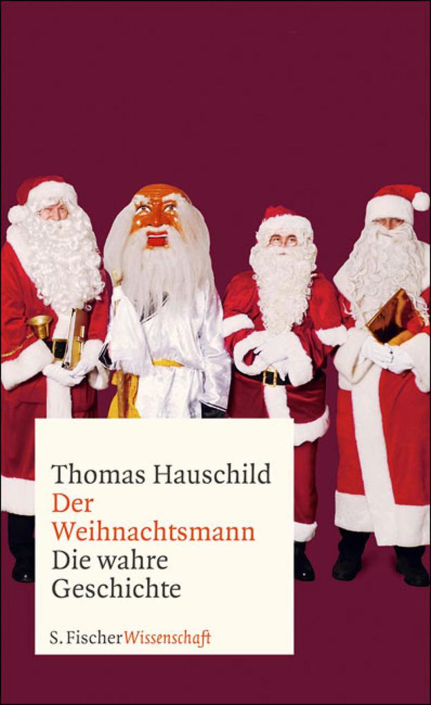 Weihnachtsmann als eBook