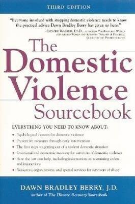 The Domestic Violence Sourcebook als Taschenbuch