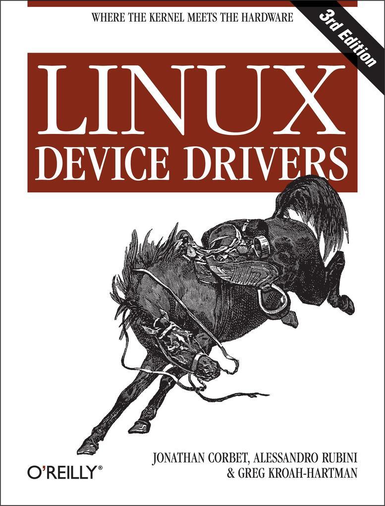 Linux Device Drivers als eBook von Jonathan Cor...