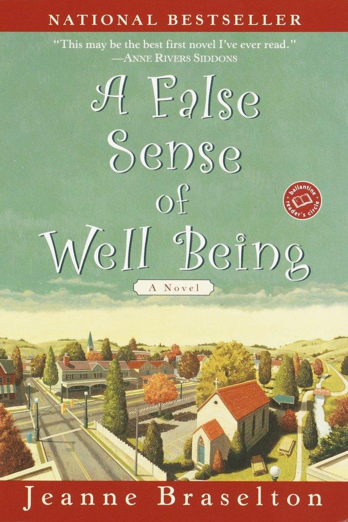 A False Sense of Well Being als Taschenbuch