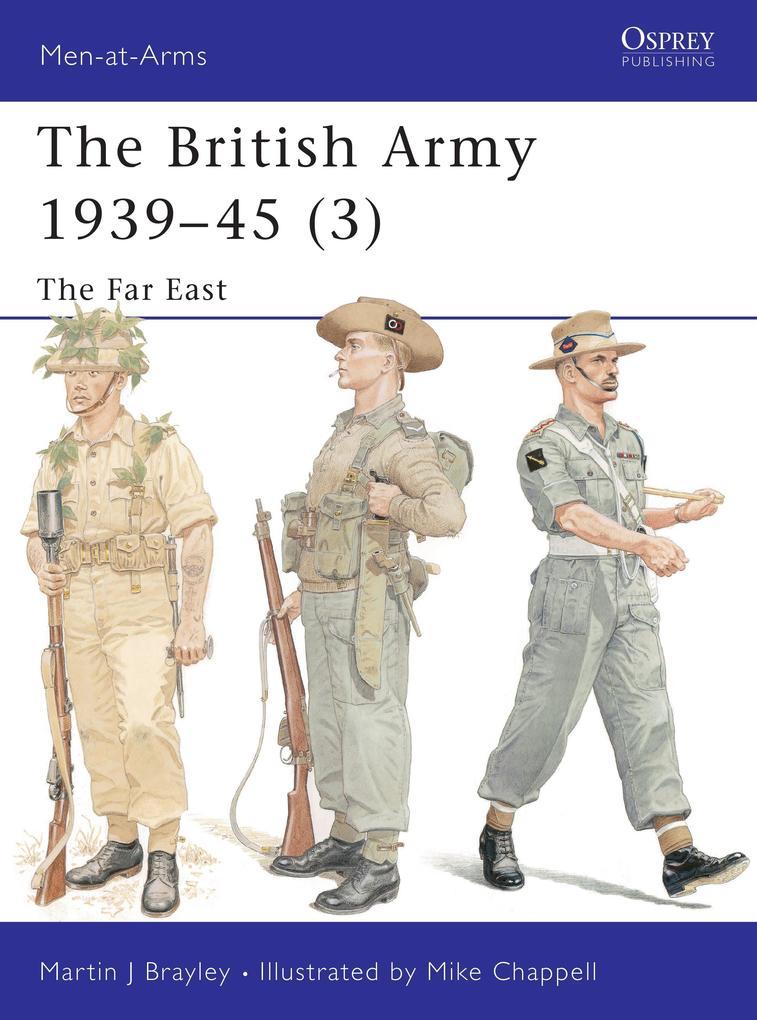 The British Army 1939-45 als Taschenbuch