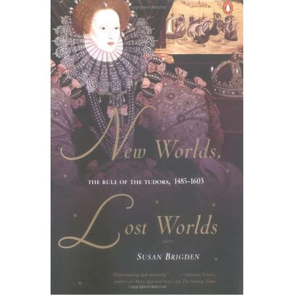 New Worlds, Lost Worlds: The Rule of the Tudors, 1485-1603 als Taschenbuch