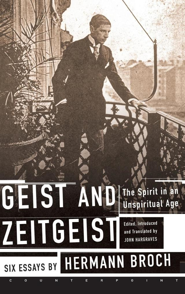 Geist and Zeitgeist als Buch