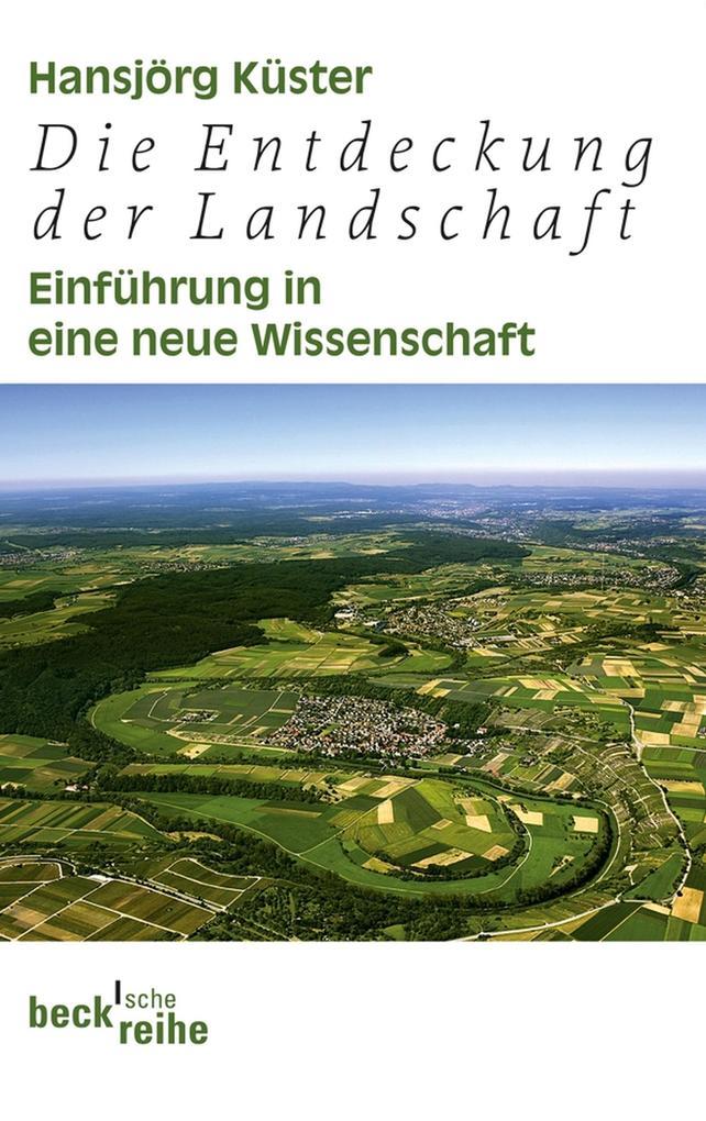Die Entdeckung der Landschaft als eBook