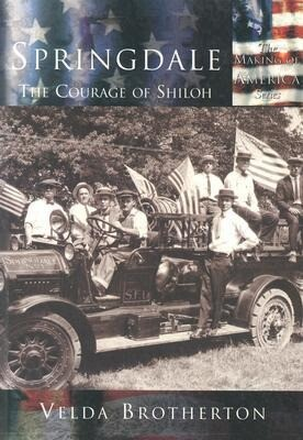 Springdale:: The Courage of Shiloh als Taschenbuch