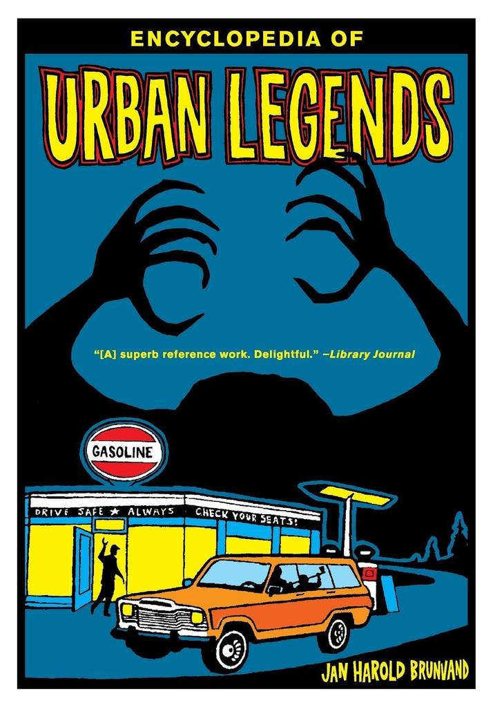 Encyclopedia of Urban Legends als Taschenbuch