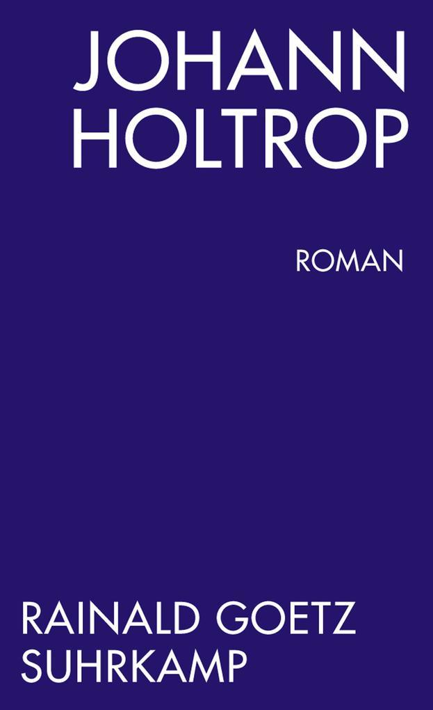 Johann Holtrop. Abriss der Gesellschaft als eBook