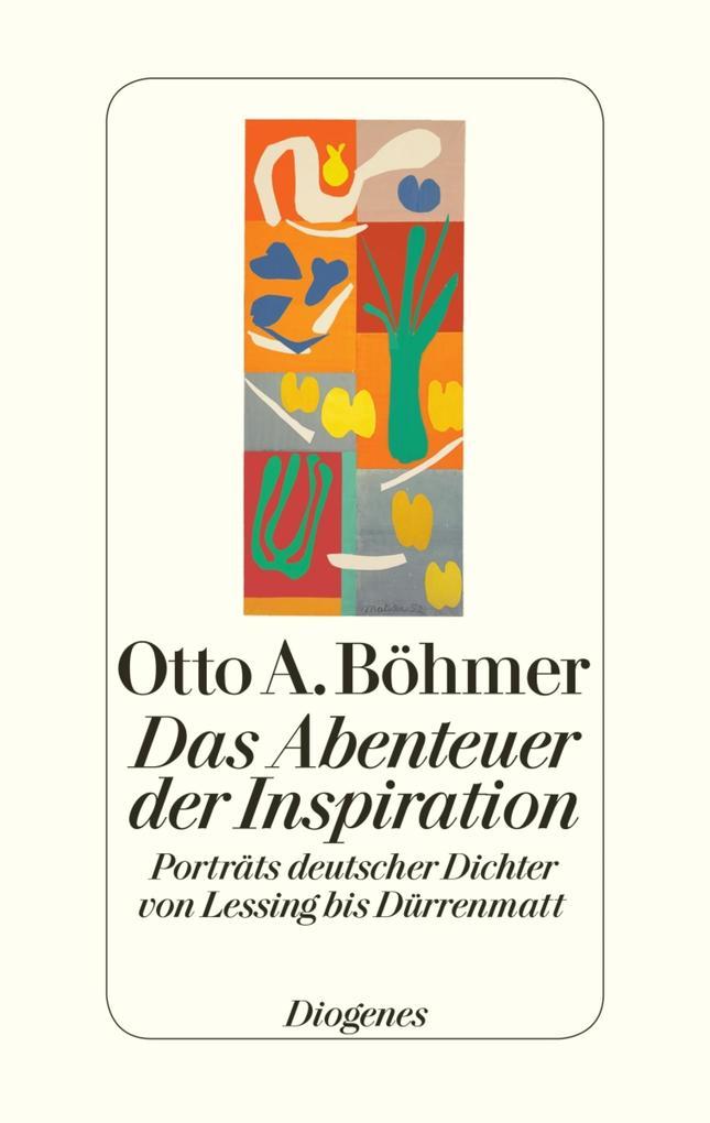 Das Abenteuer der Inspiration als eBook epub