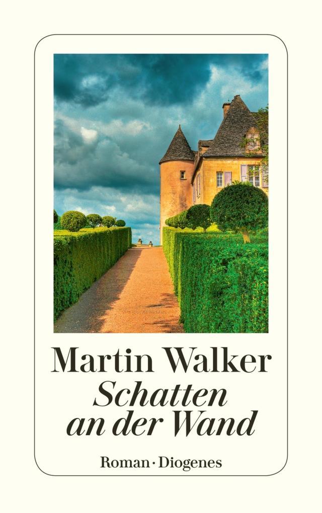 Schatten an der Wand als eBook von Martin Walker