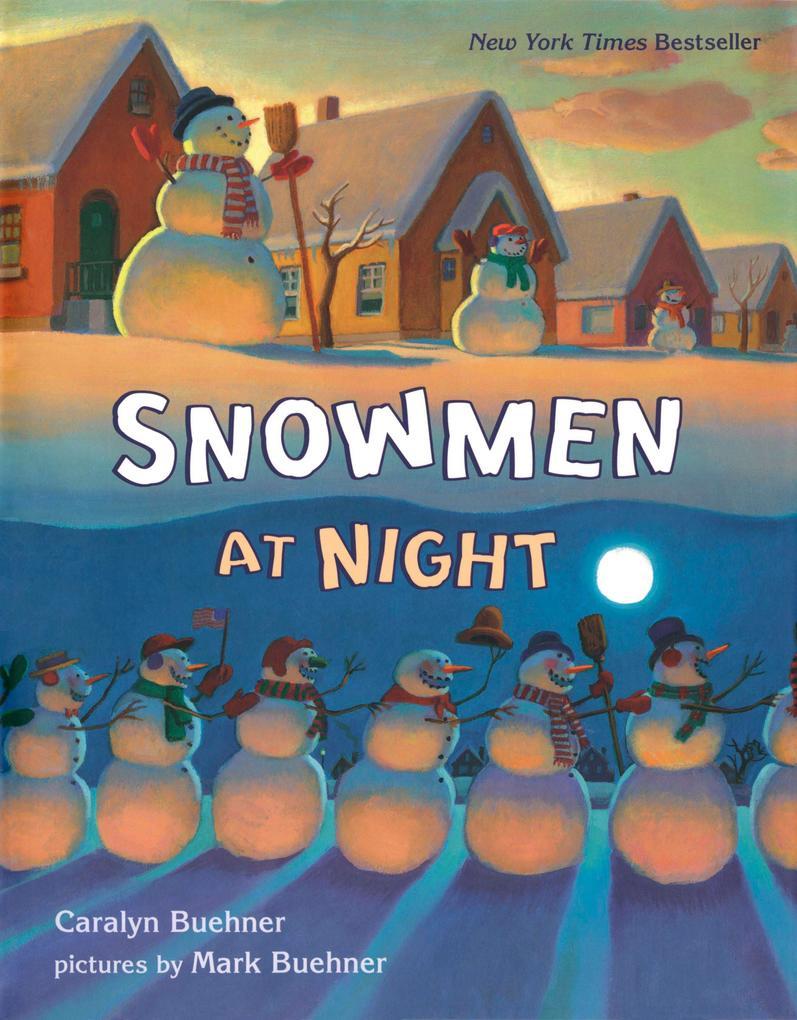 Snowmen at Night als Buch