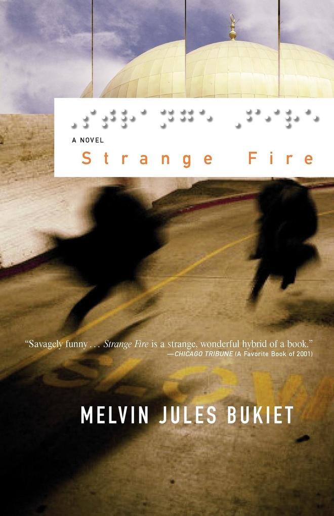 Strange Fire als Taschenbuch
