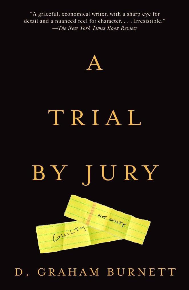 A Trial by Jury als Taschenbuch
