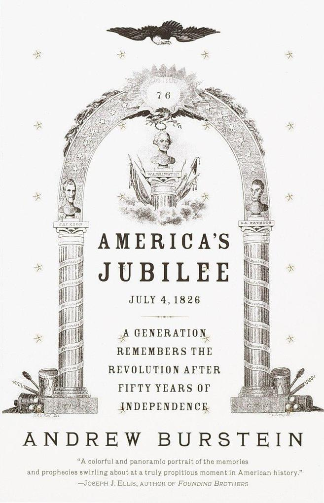 America's Jubilee: A Generation Remembers the Revolution After 50 Years of Independence als Taschenbuch