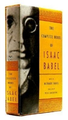 The Complete Works of Isaac Babel als Buch