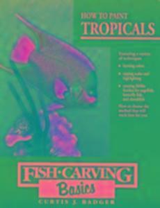 Fish Carving Basics als Taschenbuch