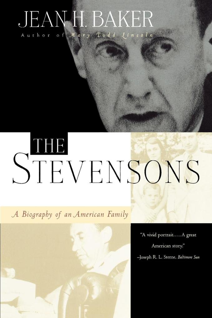 The Stevensons: A Biography of an American Family als Taschenbuch