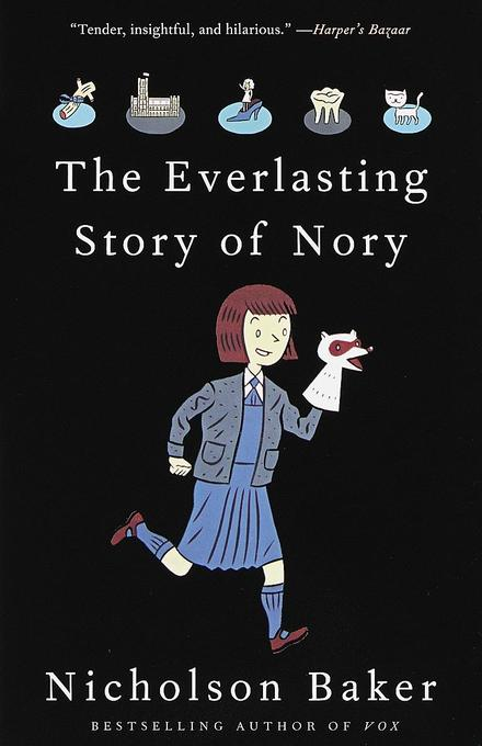The Everlasting Story of Nory als Taschenbuch