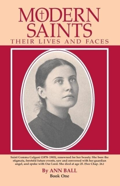 Modern Saints Book 1: Their Lives and Their Faces als Taschenbuch
