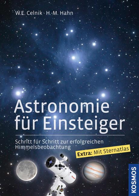 Astronomie für Einsteiger als Buch