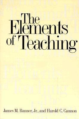 The Elements of Teaching als Buch