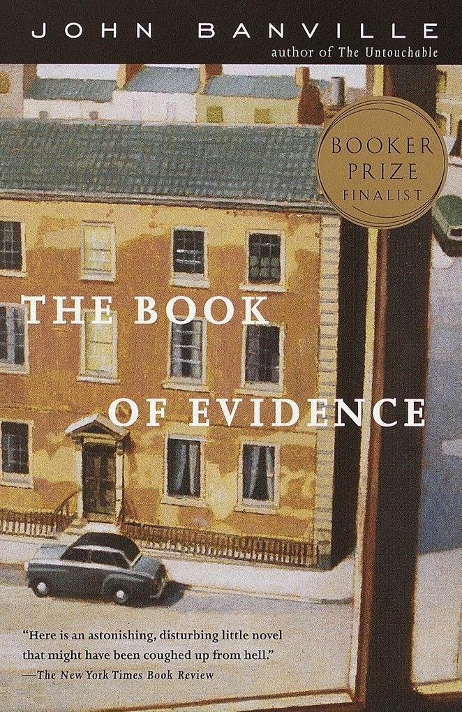 The Book of Evidence als Taschenbuch