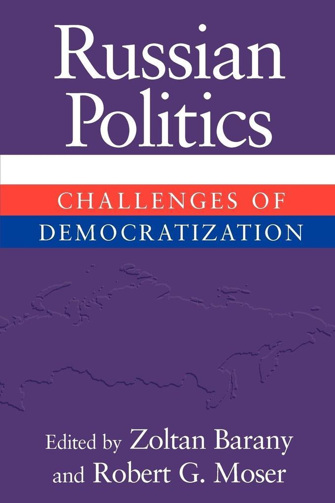 Russian Politics als Buch