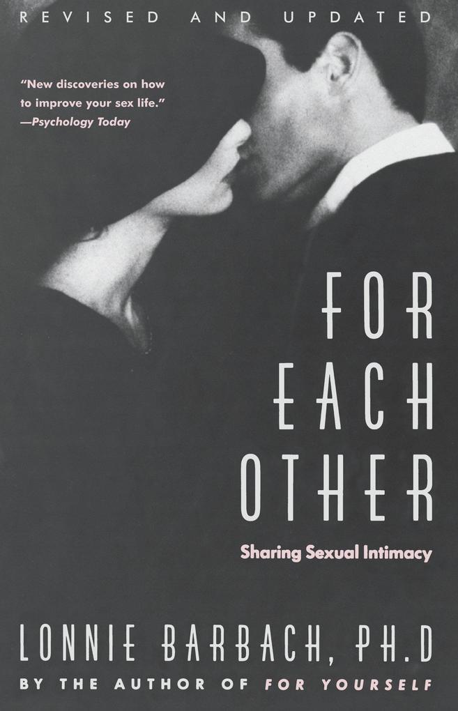 For Each Other als Taschenbuch