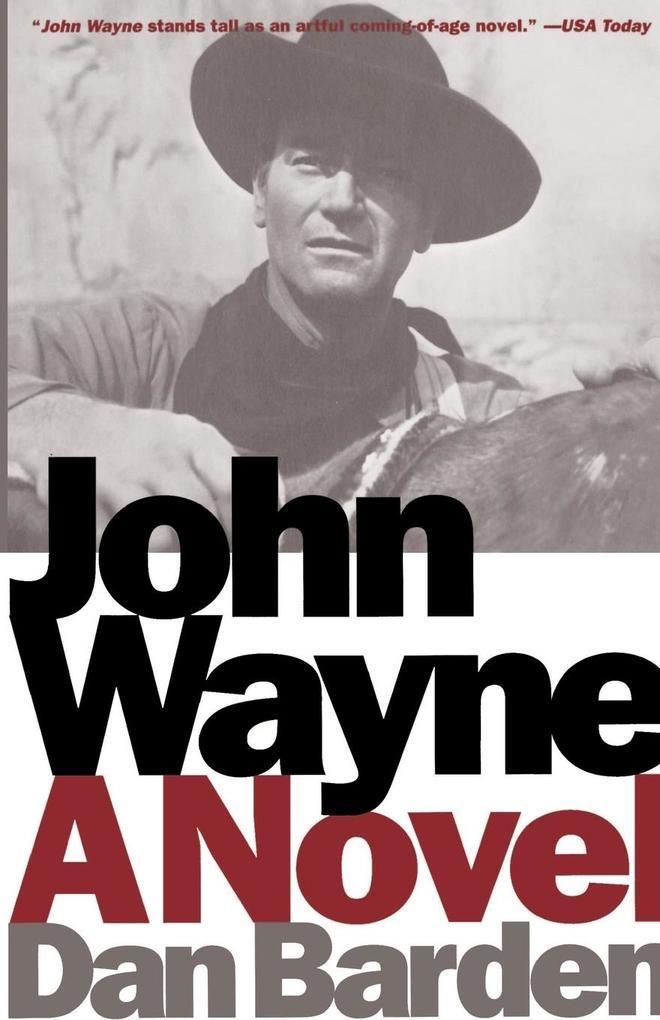 John Wayne als Taschenbuch