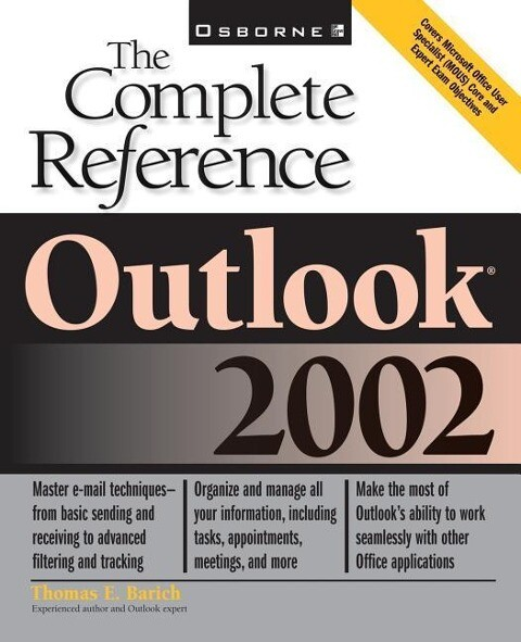 Outlook als Buch