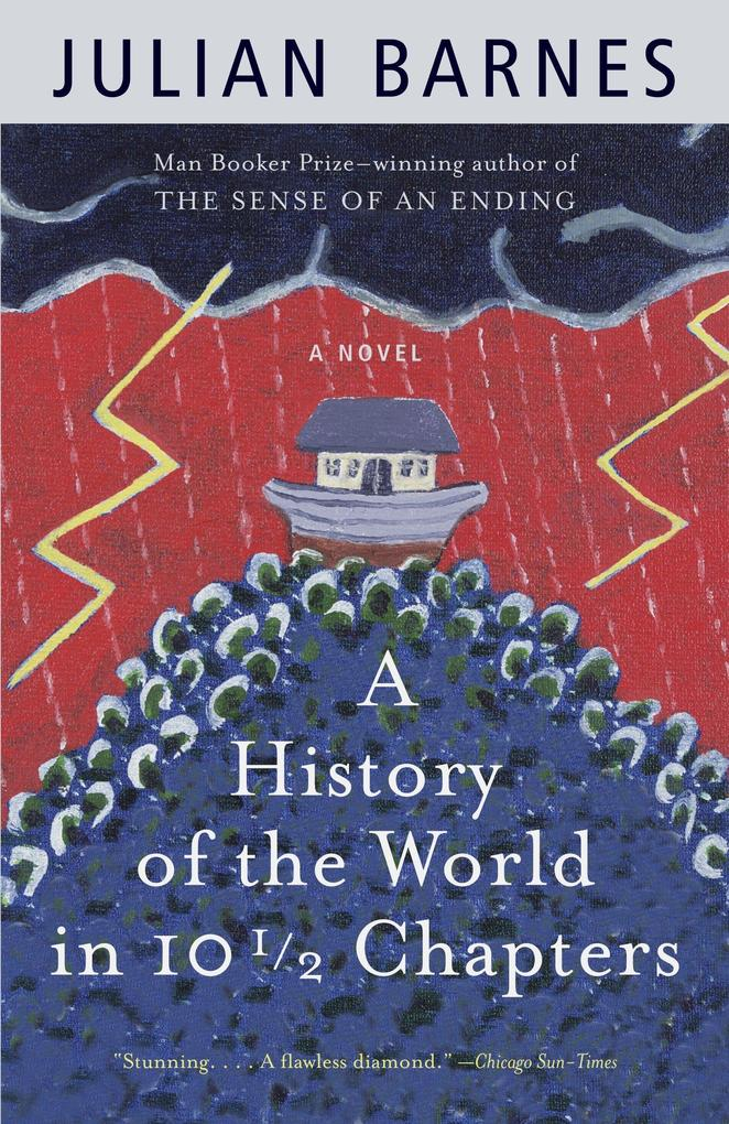 A History of the World in 10 1/2 Chapters als Taschenbuch