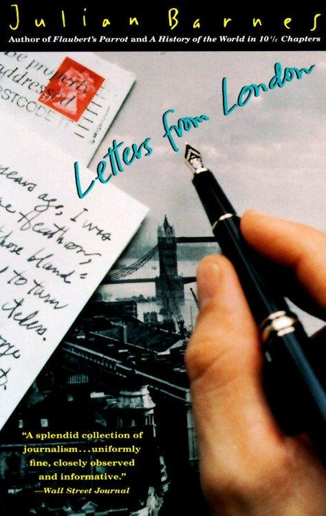 Letters from London als Taschenbuch