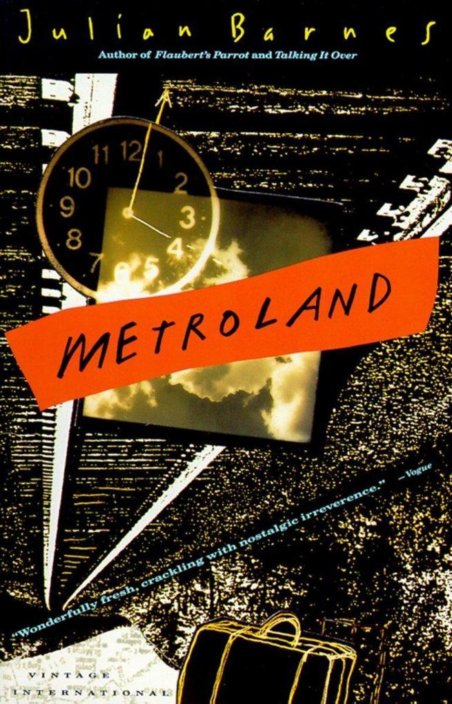 Metroland als Taschenbuch