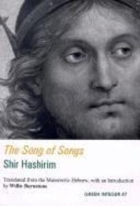 The Songs of Songs: Shir Hashirim als Taschenbuch